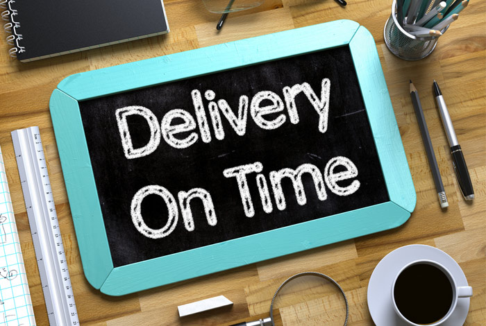 delivery-on-time